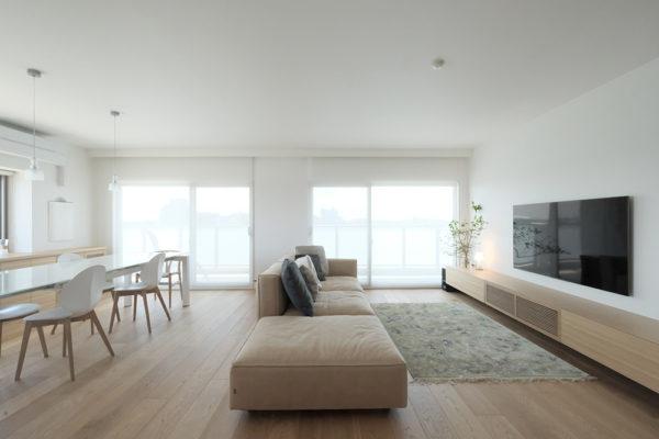 Condominium renovation 2016