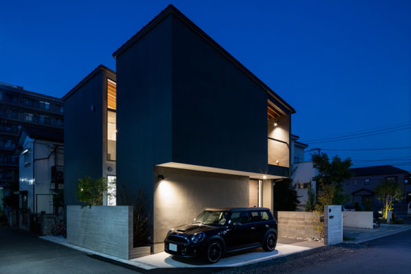 Koshigaya-House